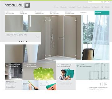 Radaway – producent kabin prysznicowych