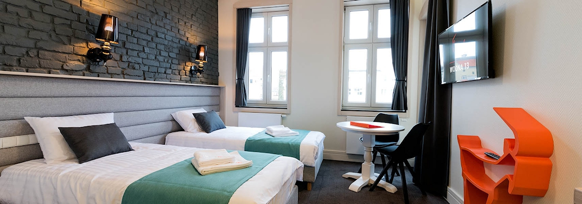 Apartamenty Wodna 13
