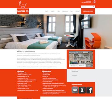 Apartamenty Wodna13 w Poznaniu