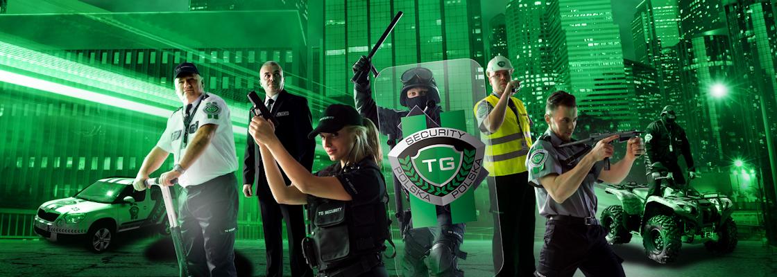 Agencja ochrony TG Security Polska