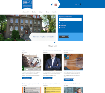 Biblioteka Miejska Grudziądz